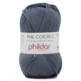 Phildar Phil Coton 3 2297 Denim