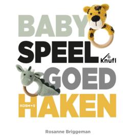 Boek | Babyspeelgoed haken | Rosanne Briggeman (Knufl)