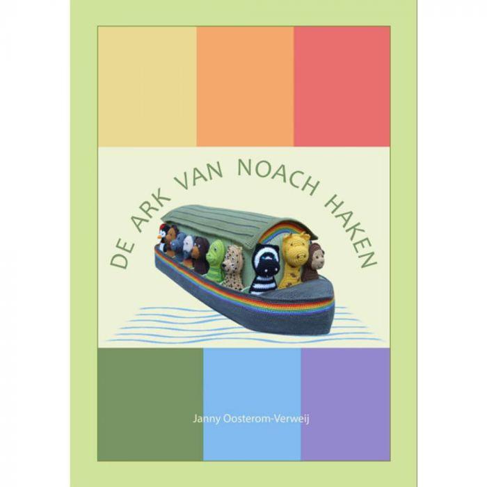 Boek | De ark van Noach haken | Janny Oosterom-Verweij
