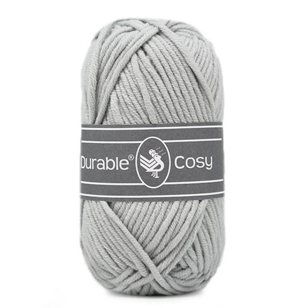 Durable Cosy 2228 Silver Grey