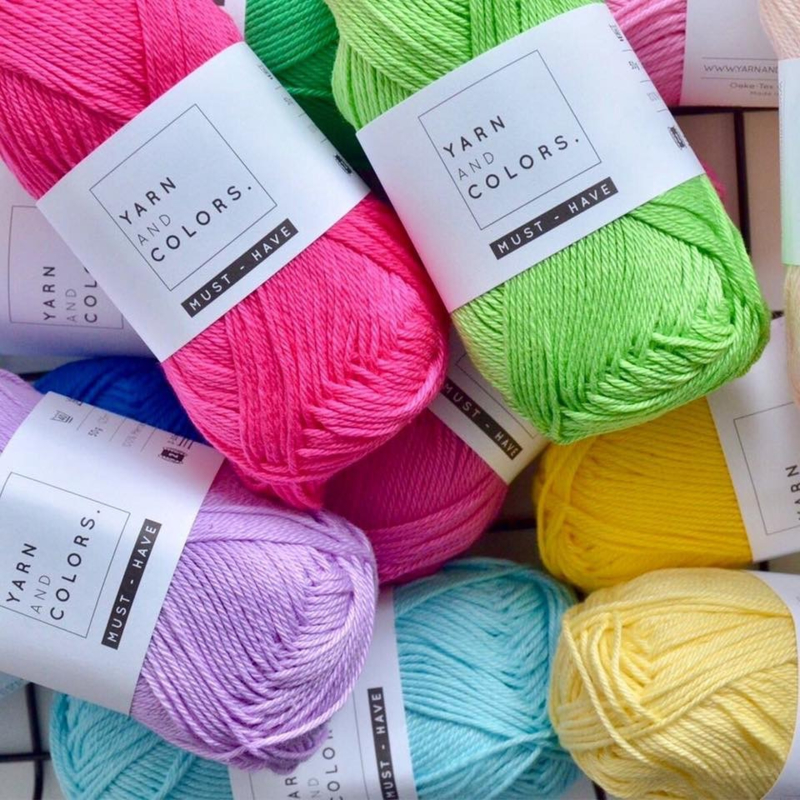 Yarn and Colors Must-have - Nabestelling