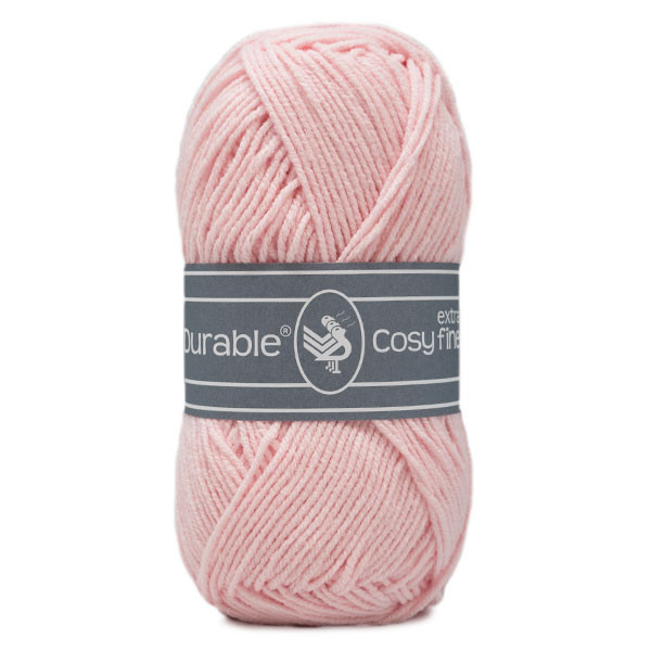 Durable Cosy Extra Fine 203 Light Pink