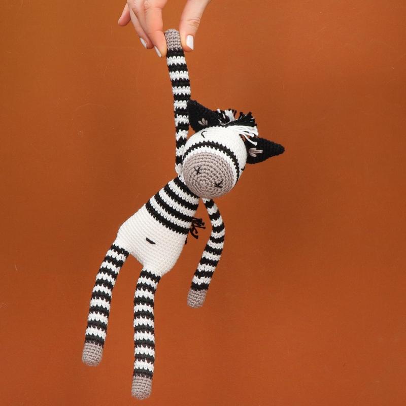 Haakpakket | Yarn and Colors | Zapp Zebra