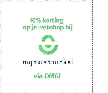 Kortingscode Mijnwebwinkel