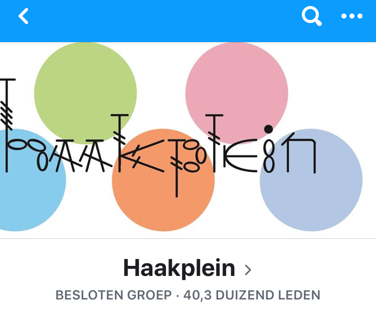 Facebookgroep Haakplein CAL woondeken 2.0