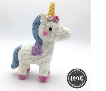 Unicorn haken / Eenhoorn haken - OMG inspiratieblog