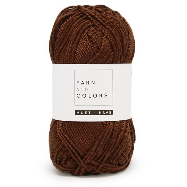 Yarn and Colors Must-have Brunet
