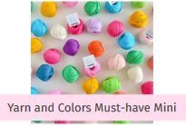 Yarn and Colors Must-have mini