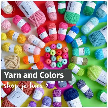 Yarn and Colors shoppen bij opmaatgehaakt
