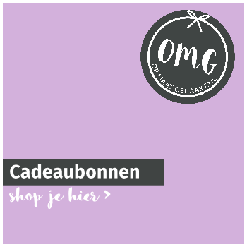 Cadeaubon opmaatgehaakt.nl
