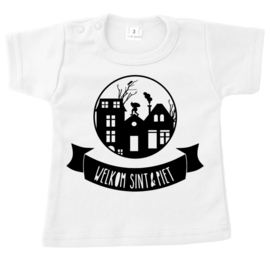 Shirt - Welkom Sint & Piet