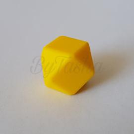 Hexagon 17mm - Geel
