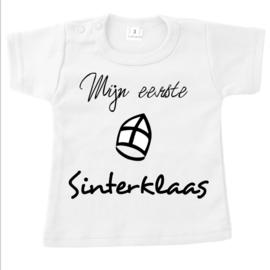 Shirt - Mijn eerste Sinterklaas
