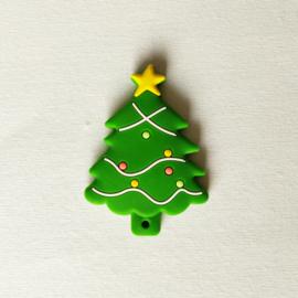 Siliconen Bijtfiguur Kerstboom 1