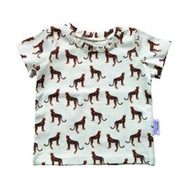 T-Shirt Jachtluipaard