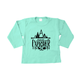 Shirt - Little Explorer