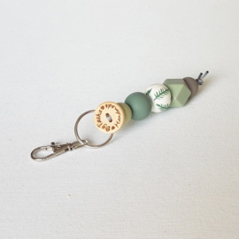 Sleutelhanger / Tassenhanger LIMITED Botanical
