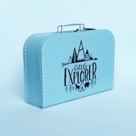 Koffertje Little Explorer