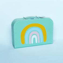 Koffertje Regenboog