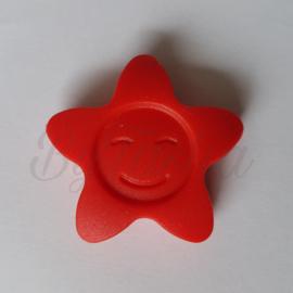 Ster Zonnebloem - Rood
