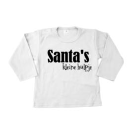 Shirt - Santa's kleine hulpje