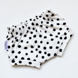 Bloomer  - Painted Dots Gebroken Wit/Zwart
