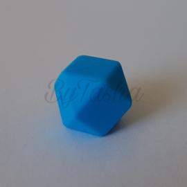 Hexagon 17mm - Blauw