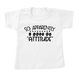 Shirt - Attitude