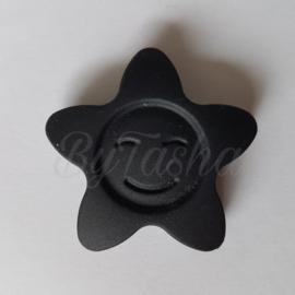 Ster Zonnebloem - Zwart