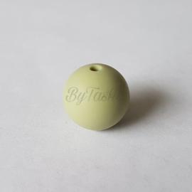 15mm - Vergrijsd Groen