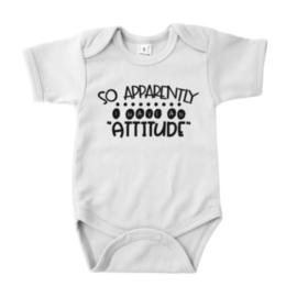 Romper - Attitude