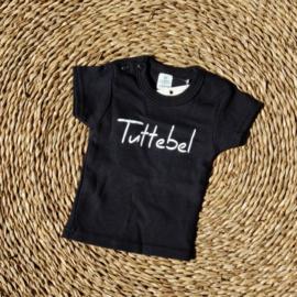 T-Shirt Zwart maat 56 Tuttebel