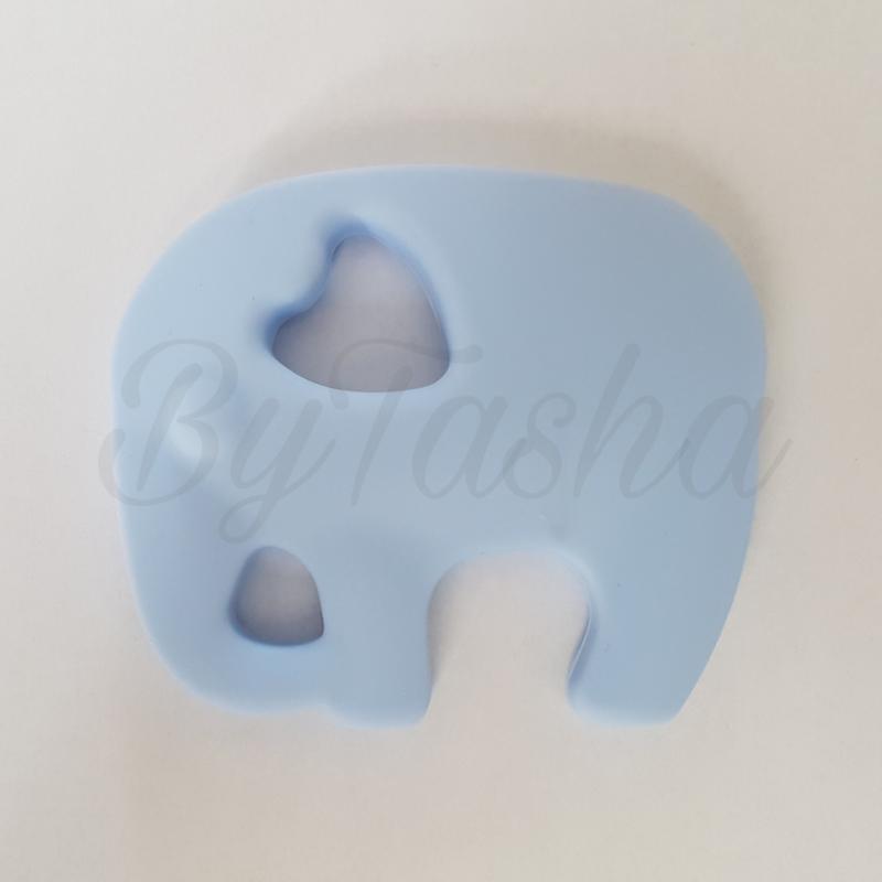 Olifant - Poederblauw