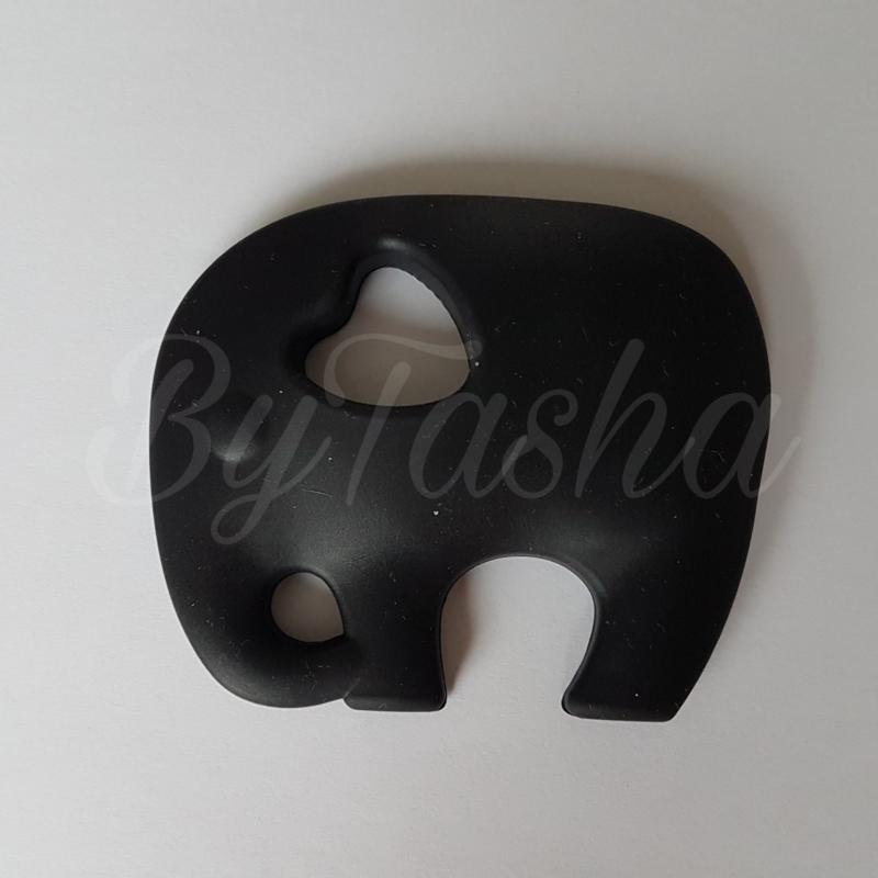 Olifant - Zwart