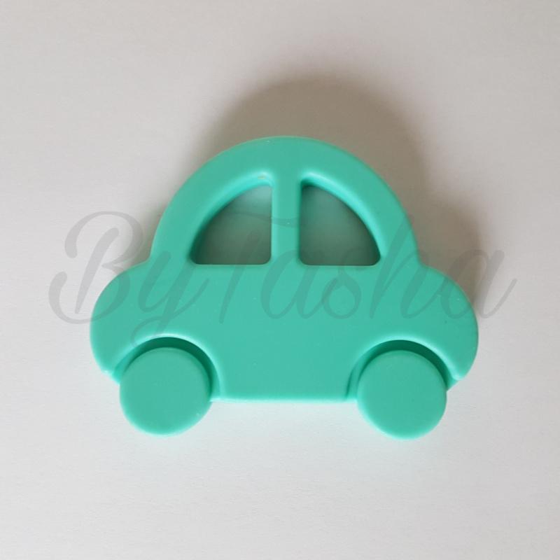 Auto - Turquoise licht