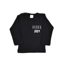 Rebel Boy  (opdruk in verschillende kleuren)