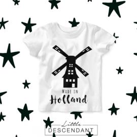 verjaardag shirt - Made in Holland