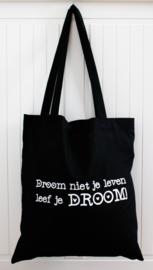 Shopper - Droom niet je leven, leef je droom