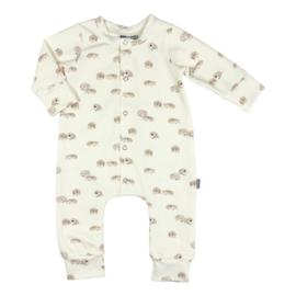 NEWBORN - Boxpakje - Baby Jumpsuit Hedgehog Cream