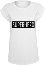 Dames shirt - ' Super Hero'