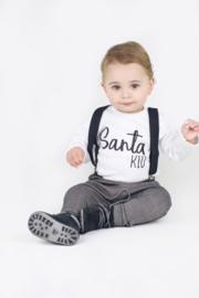 Kerst Shirt - Santa Kid