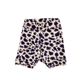 Baby zwembroekje | Leopard Bluish Dierenprint
