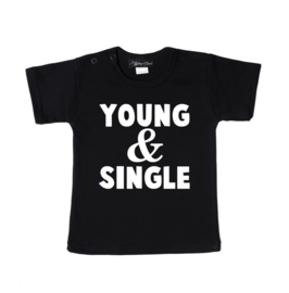 Shirt 'Young and Single'