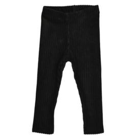 Legging |Rib Black