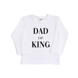 Dad is king