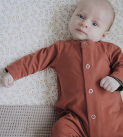 Boxpakje -Baby Jumpsuit Rusty