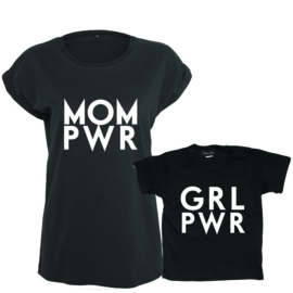 Twinning set - Mom Power
