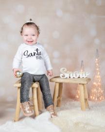 Kerst Shirt - Santa Baby