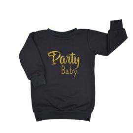 Kerst Jurkje - Baggy Sweaterdress |  Party Baby| 7 Kleuren