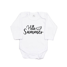 romper 'Hello Summer'